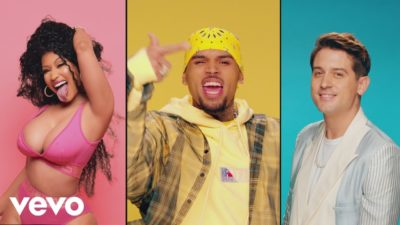 Chris Brown ft. Nicki Minaj, G-Eazy – Wobble Up – PREMIERA!